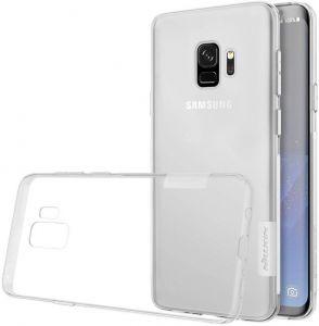 Чехол Nillkin Nature Series для Samsung Galaxy S9 Бесцветный (прозрачный)