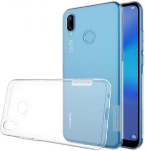 Чехол Nillkin Nature Series для Huawei P20 Lite Бесцветный (прозрачный)