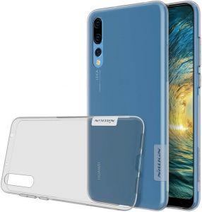 Чехол Nillkin Nature Series для Huawei P20 Pro Серый (прозрачный)