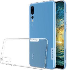 Чехол Nillkin Nature Series для Huawei P20 Pro Бесцветный (прозрачный)