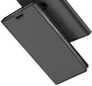 Чехол с карманом для визиток для Sony Xperia XZ2 Compact (H8324) Dux Ducis Серый