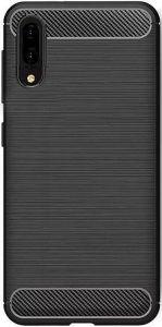 TPU чехол для Huawei P20 Lite iPaky Slim Series Черный