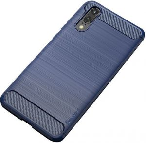 TPU чехол для Huawei P20 Lite iPaky Slim Series Синий
