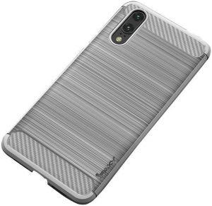 TPU чехол для Huawei P20 Lite iPaky Slim Series Серый