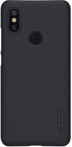 Чехол для Xiaomi Mi 6X / Mi A2 Nillkin Super Frosted Shield Черный