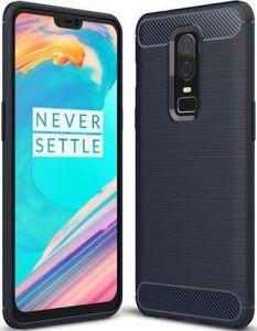TPU чехол для OnePlus 6 iPaky Slim Series Синий