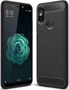 TPU чехол для Xiaomi Mi 6X / Mi A2 iPaky Slim Series Черный