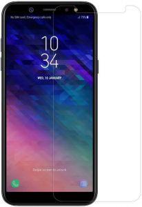 Защитное стекло Nillkin Anti-Explosion Glass (H+ PRO) для Samsung Galaxy A6 (2018) Прозрачное