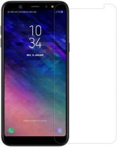 Защитное стекло Nillkin Anti-Explosion Glass (H+ PRO) для Samsung Galaxy A6 Plus Прозрачное