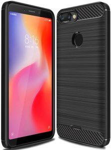 Чехол iPaky Slim Series для Xiaomi Redmi 6A Черный