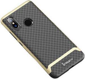 Чехол для Xiaomi Mi 6X / Mi A2 iPaky TPU+PC Черный / Золотой