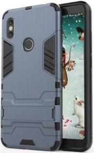 Ударопрочный чехол-подставка Transformer для Xiaomi Redmi S2 Серый / Metal slate