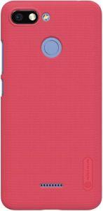 Чехол Nillkin Super Frosted Shield для Xiaomi Redmi 6 Красный