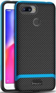 Чехол iPaky TPU+PC для Xiaomi Redmi 6 Черный / Синий