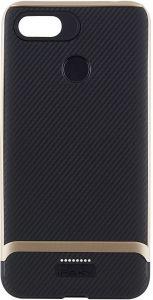 Чехол для Xiaomi Redmi 6A iPaky TPU+PC Black/Gold