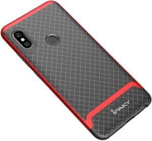 Чехол iPaky TPU+PC для Xiaomi Mi A2 Lite / Xiaomi Redmi 6 Pro Черный / Красный