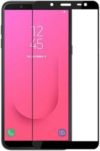 Гибкое ультратонкое 3D-стекло для Samsung Galaxy J8 (2018) Caisles Black