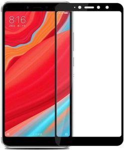 Защитное стекло для Xiaomi Redmi S2 Mocolo (full glue) на весь экран Черное