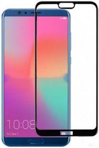 Защитное стекло для Huawei Honor 10 Mocolo (full glue) на весь экран Черное