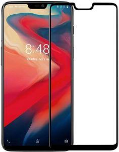 Защитное стекло для OnePlus 6 Mocolo (full glue) на весь экран Черное