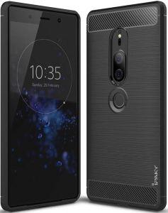 TPU чехол iPaky Slim Series для Sony Xperia XZ2 Premium (H8166) Черный