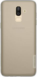 Чехол для Samsung (J810) Galaxy J8 (2018) Nillkin Nature Series Grey