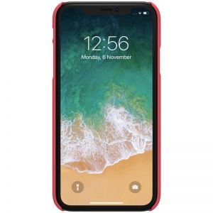 Чехол для iPhone XR (6.1'') Nillkin Super Frosted Shield Red