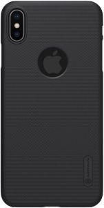 Чехол для iPhone XS Max (6.5'') Nillkin Super Frosted Shield Black