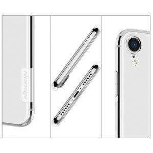 Чехол для iPhone XR (6.1'') Nillkin Nature Series Transparent
