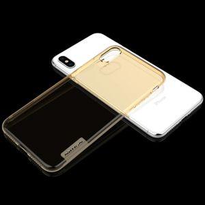 "Чехол для iPhone XS Max (6.5"") Nillkin Nature Series Gold"