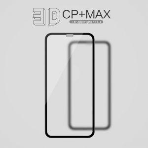 "Защитное 3D-стекло для iPhone XR (6.1"") Nillkin Anti-Explosion Glass Screen (CP+ max 3D) Black"