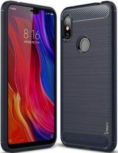 Чехол iPaky Slim Series для Xiaomi Redmi Note 6 Pro Синий