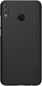 Чехол Nillkin Super Frosted Shield для Huawei Honor 8X Max Черный