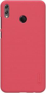 Чехол Nillkin Super Frosted Shield для Huawei Honor 8X Max Красный