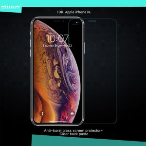Защитное стекло для iPhone XR (6.1'') Nillkin Anti-Explosion Glass (H+)