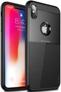 Чехол для iPhone XS Max (6.5'') iPaky TPU+PC Dunjia Black