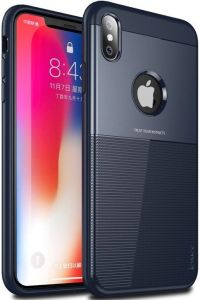 Чехол для iPhone XS Max (6.5'') iPaky TPU+PC Dunjia Blue