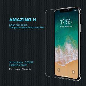 Защитное стекло для iPhone XR (6.1'') Nillkin Anti-Explosion Glass (H)