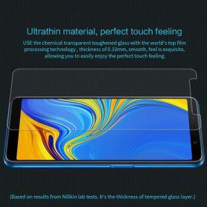 Защитное стекло для Samsung A750 Galaxy A7 (2018) Nillkin Anti-Explosion Glass (H)