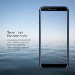 Защитное стекло для Samsung J610 Galaxy J6+ (2018) / J6 Prime Nillkin Anti-Explosion Glass (H)