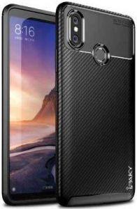 Чехол для Xiaomi Redmi Note 6 Pro iPaky Kaisy Series Black