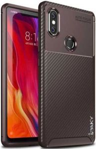 Чехол для Xiaomi Redmi Note 6 Pro iPaky Kaisy Series Brown