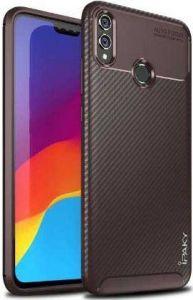 Чехол iPaky Kaisy Series для Huawei P Smart+ (Nova 3i) Коричневый