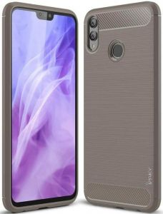 TPU чехол iPaky Slim Series для Huawei Honor 8X Max Серый