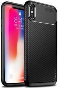 Чехол для iPhone XS Max (6.5'') iPaky Kaisy Series Black