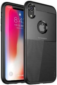 Чехол для iPhone XR (6.1'') iPaky TPU+PC Dunjia Black