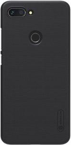 Чехол для Xiaomi Mi 8 Lite / Mi 8 Youth (Mi 8X) Nillkin Super Frosted Shield Черный