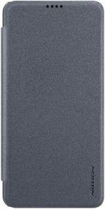 Чехол для Xiaomi Mi 8 Lite / Mi 8 Youth (Mi 8X) Nillkin Sparkle Series Черный