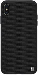 Чехол для iPhone XS Max (6.5'') Nillkin Textured Black