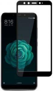 Защитное стекло для Xiaomi Mi 6X / Mi A2 Mocolo (full glue) на весь экран Черное